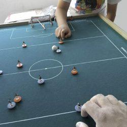 Beneficios de jugar al fútbol de mesa